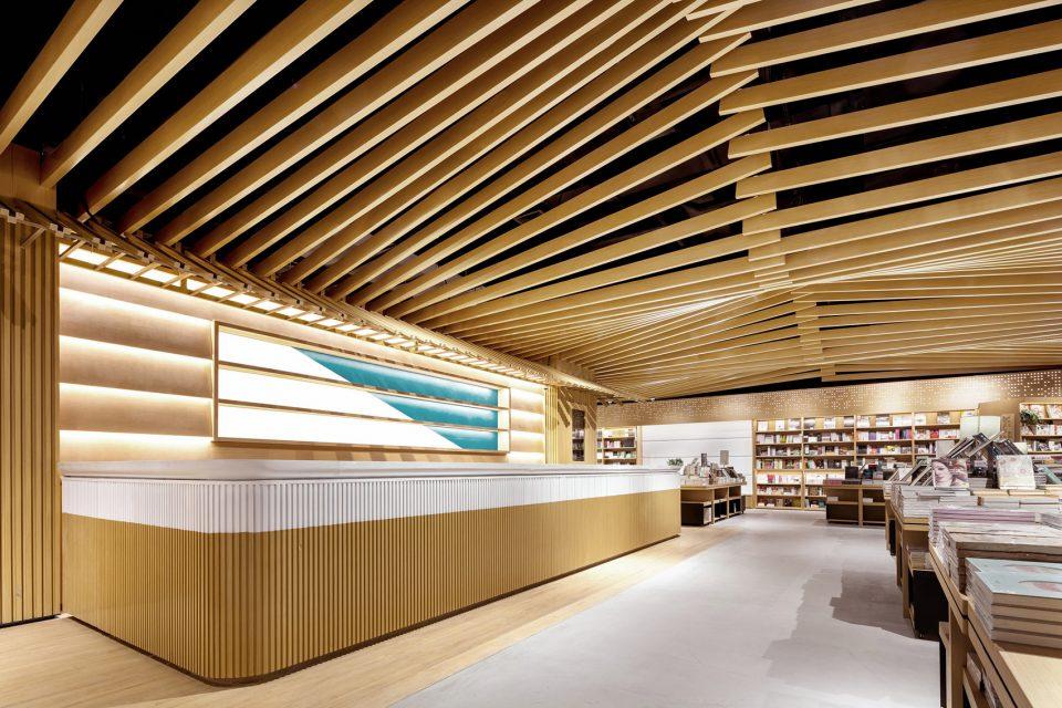 深圳图书馆装修