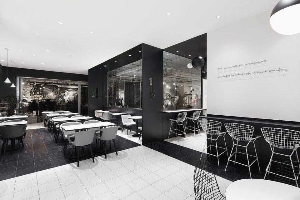 深圳咖啡馆装修效果图