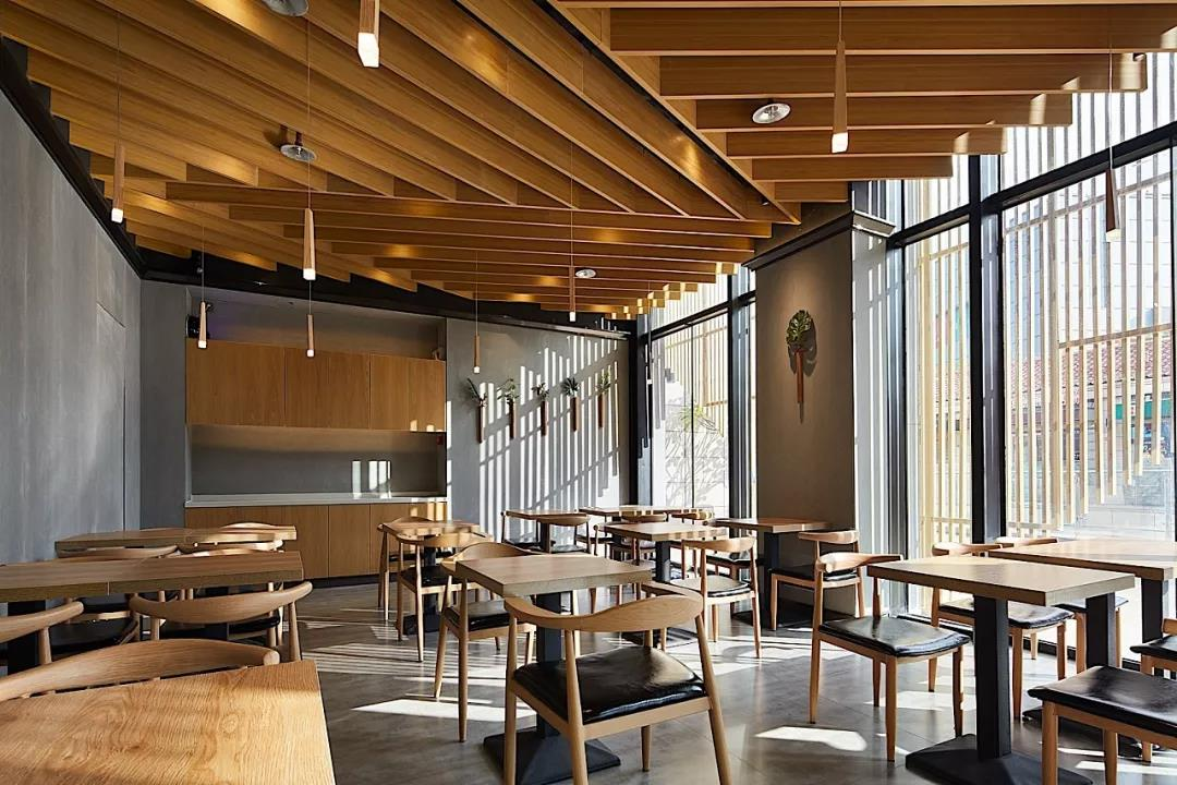 深圳中高端快餐店设计,如何让店铺成为最靓店?