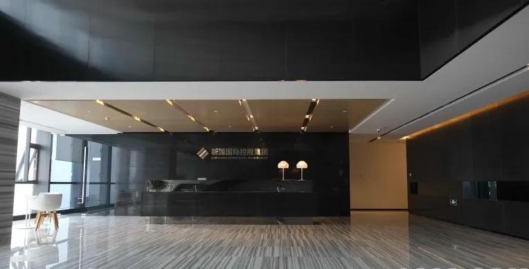 5000㎡大型深圳办公室装修案例