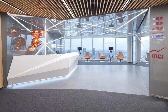 深圳办公室装修设计案例