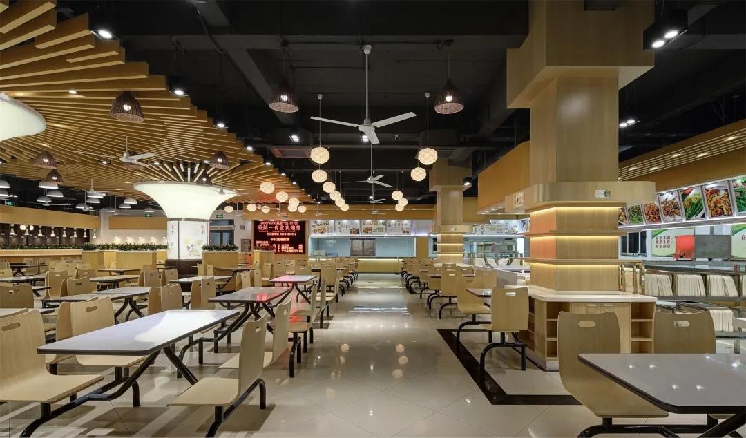 深圳快餐店装修案例分享