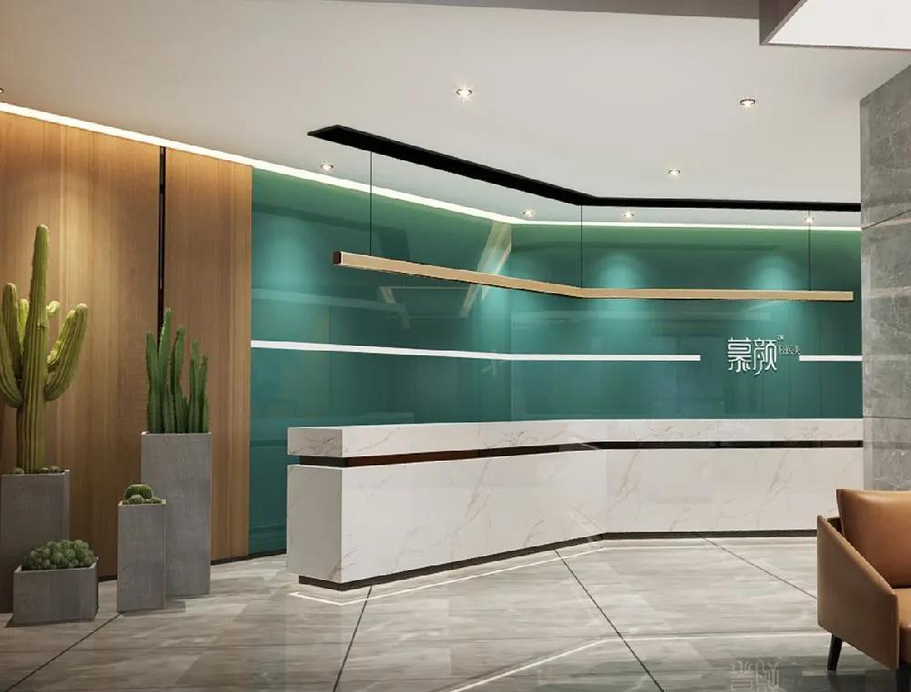 200平米深圳美容店装修设计效果图