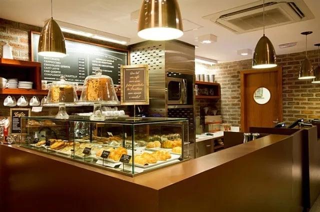 深圳烘焙店装修的几个基本原则