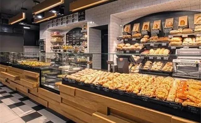 这样的深圳烘焙店装修设计,会不会成为下一个流行趋势?