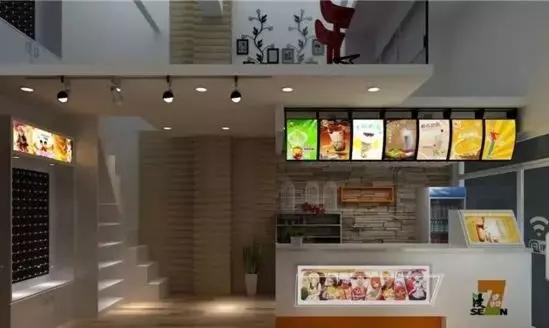 深圳奶茶店装修:如何紧抓国庆机遇,抢占庞大客源