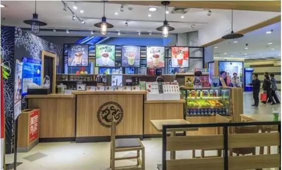 深圳奶茶店装修之奶茶店有必要做小程序吗?