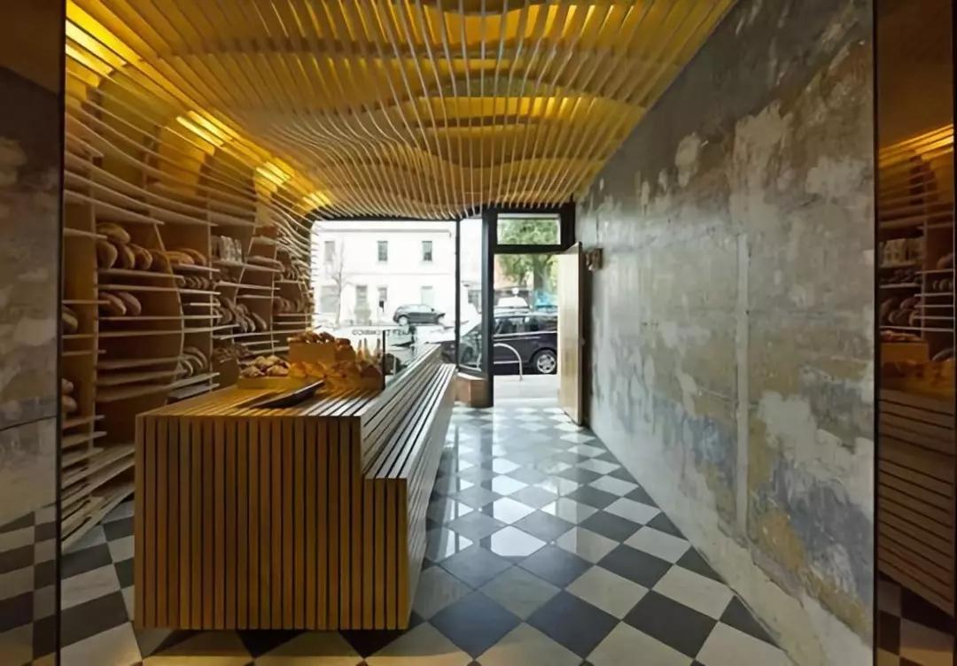 深圳面包店装修之日本面包