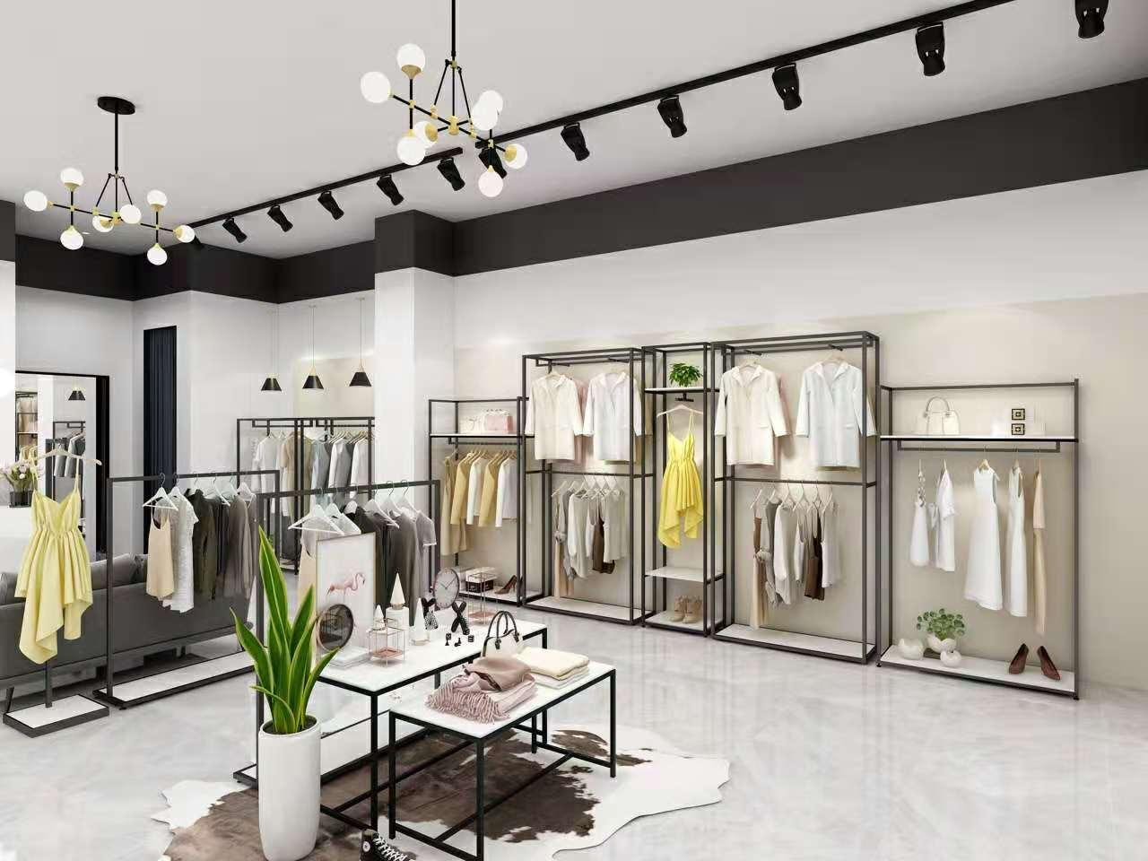 深圳店铺装修:服装店有哪些装修风格?