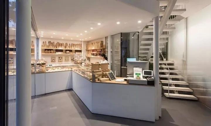 深圳烘培店装修:如何装修出一家不一样的烘焙店