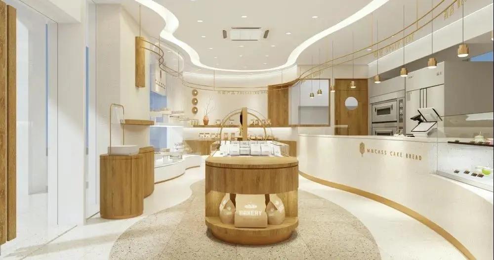深圳面包店装修设计要十分注意的地方