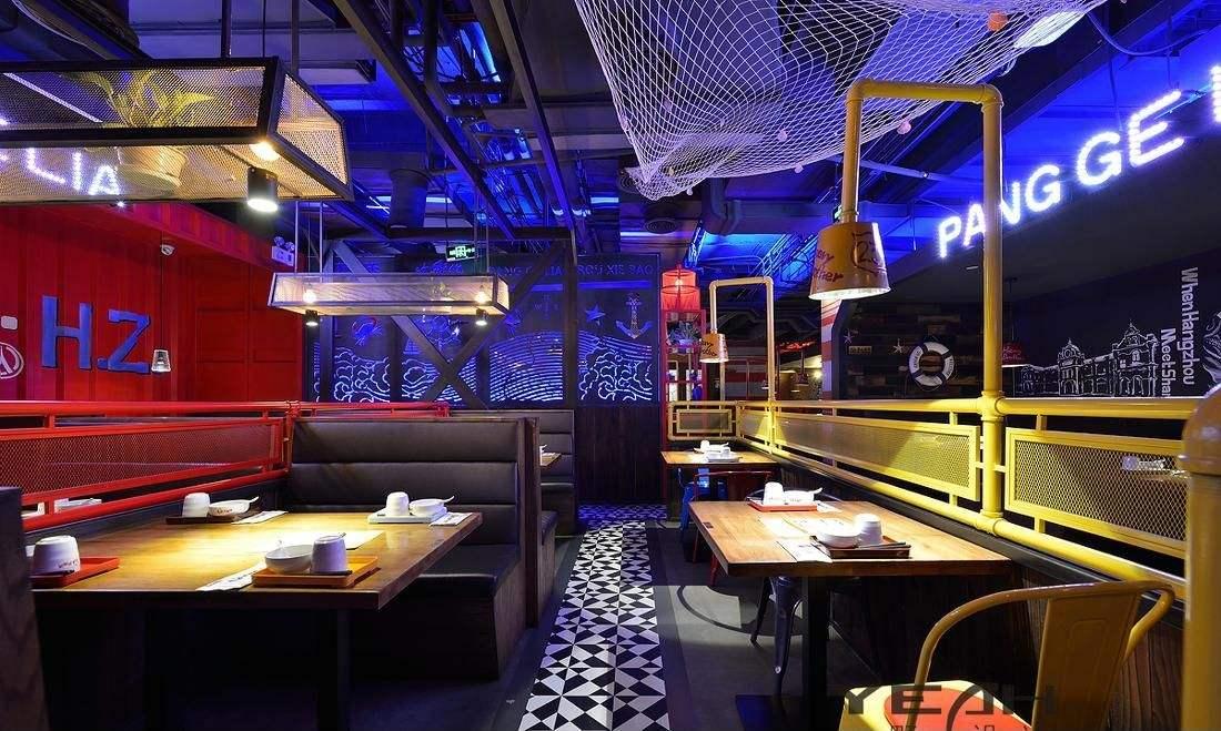 深圳主题餐厅装修