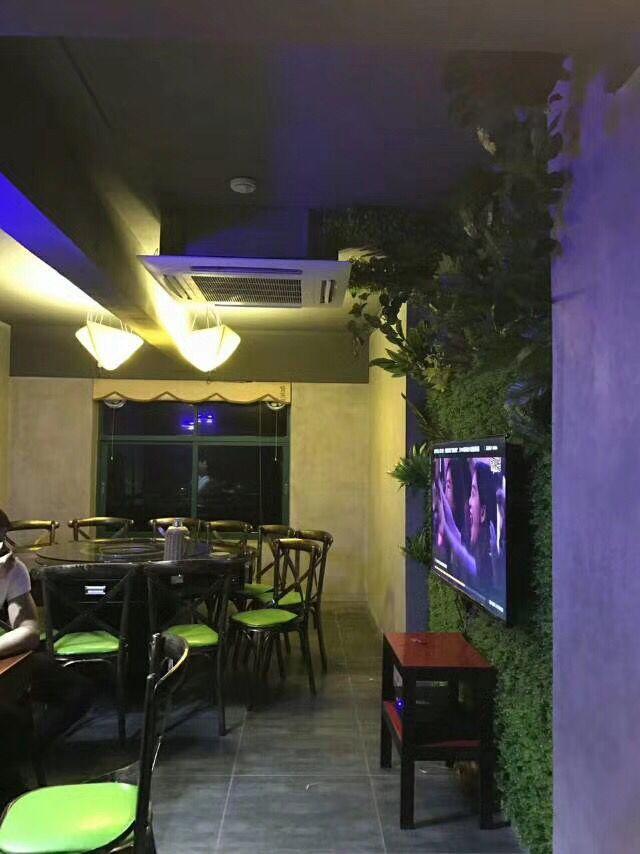 深圳餐饮店装修效果图
