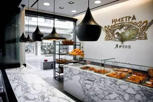 深圳烘焙店设计,小空间大作为