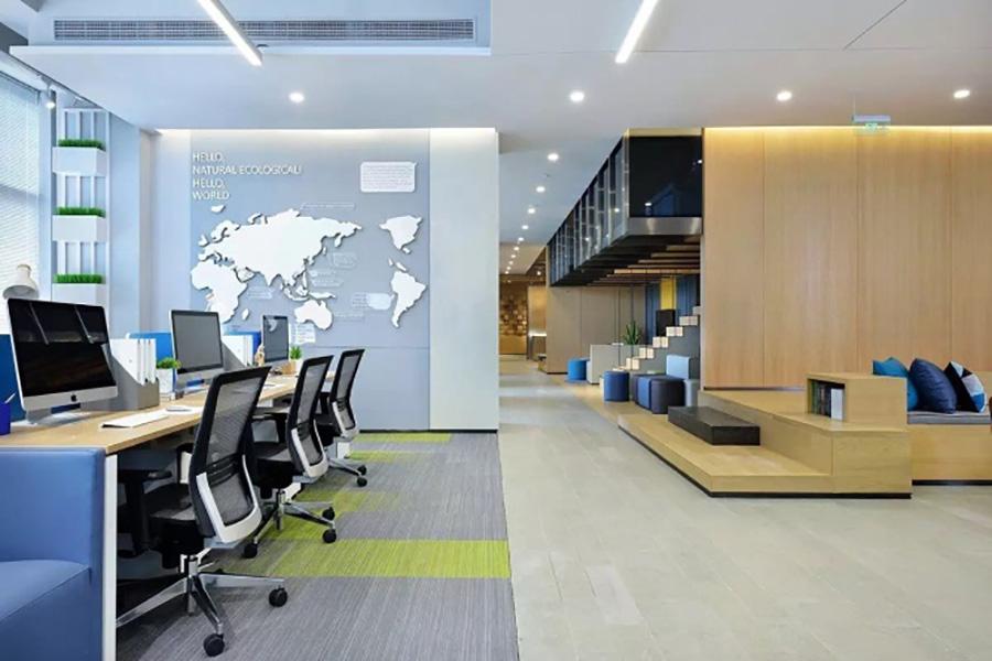 办公室装修设计效果图