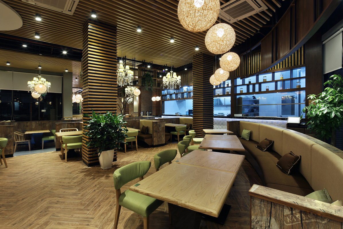餐厅装修设计注重体验感的打造