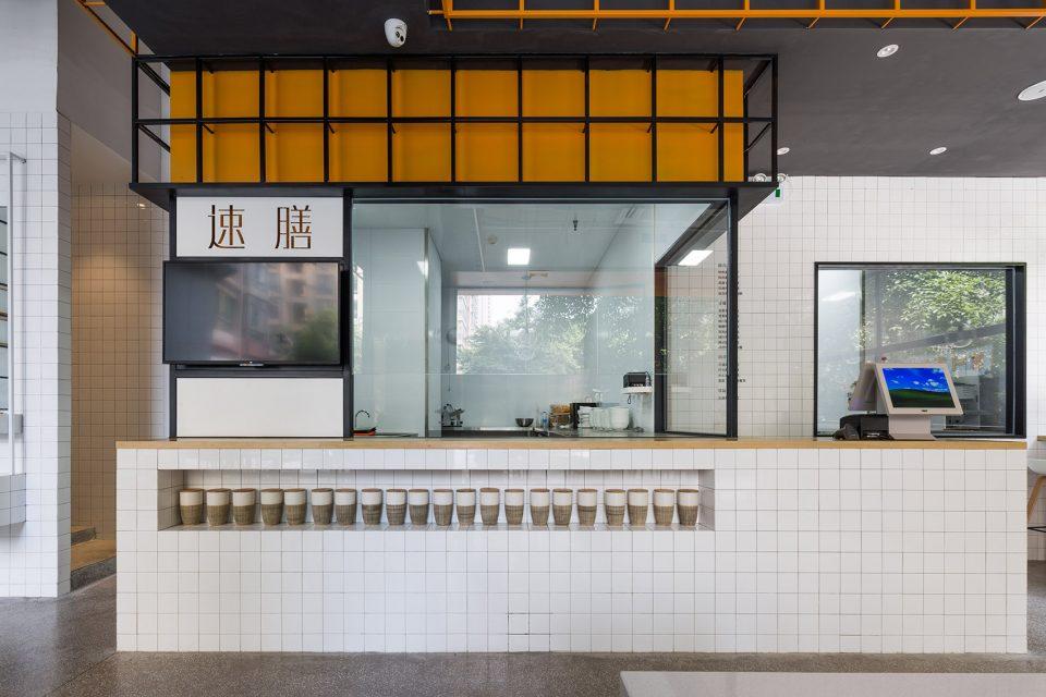 深圳快餐店装修
